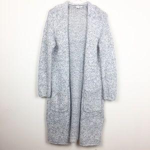 GAP | Wool Chunky Knit Long Cardigan Sweater